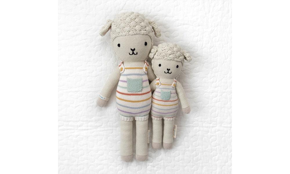 Avery the lamb