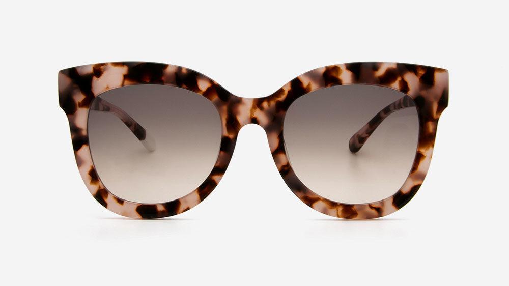 Zuri Pink Sunglasses