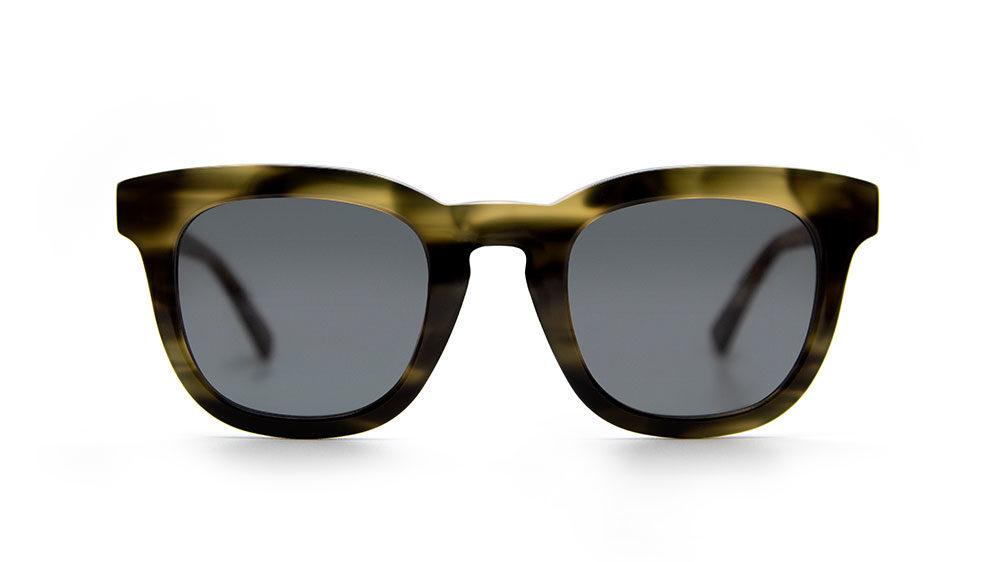 Pendo Khaki ethical sunglasses