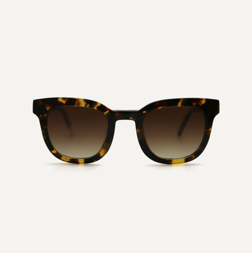 Pala bio acetate sunglasses with polarised lenses