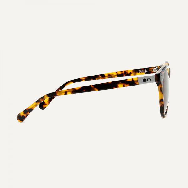 asha sunflower sunglasses front cutout