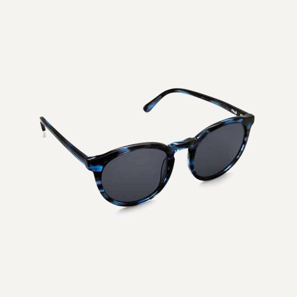 darya blue sunglasses angle cutout