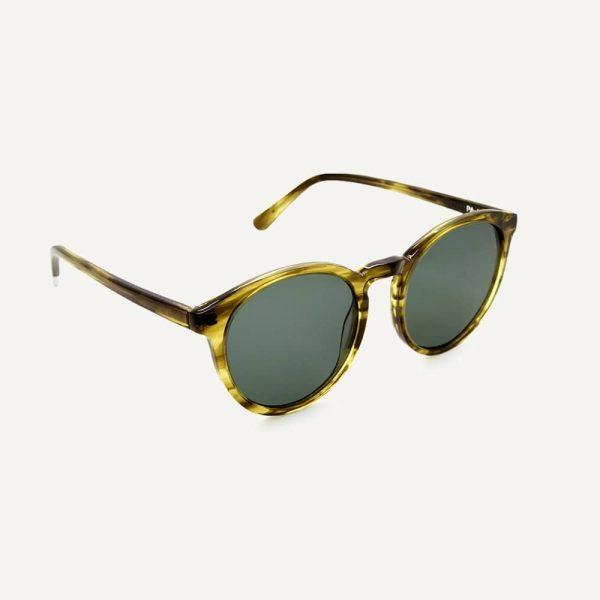 darya khaki sunglasses angle cutout