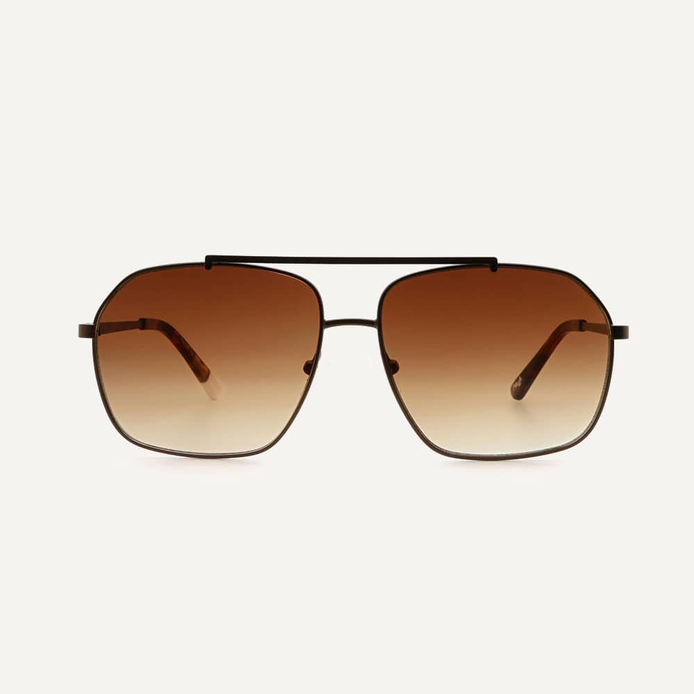 brown navigator sunglasses