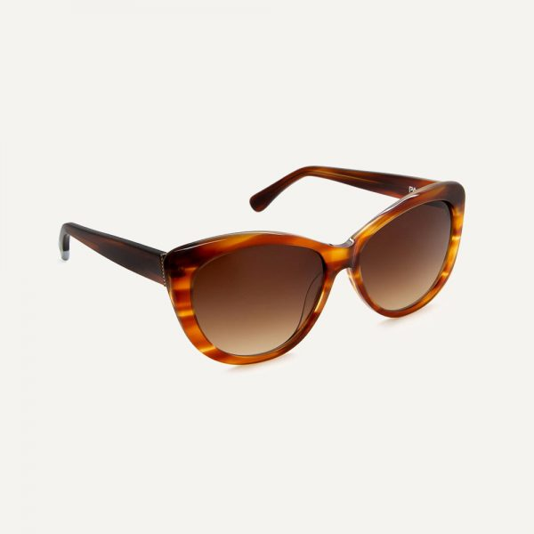 makenna caramel sunglasses angle cutout