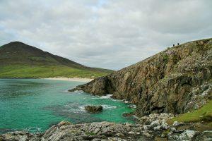 Isle of Harris in Scotland
