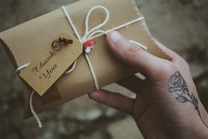 How to make every gift a sustainable gift