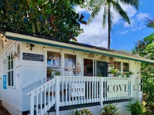 The Cove Collection shop Hawaii