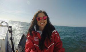 Natasha Chapplow Ocean scientist