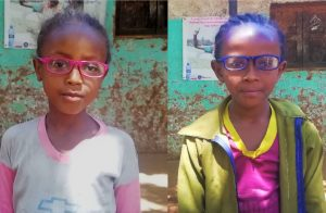 recipients of spectacles